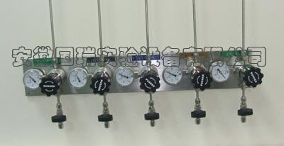 二次减压系统气体终端及调压阀