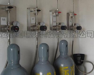 气瓶供气系统